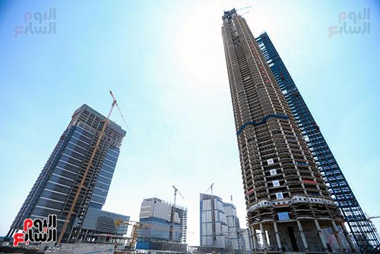 البرج الأيقونى - أطول مبنى فى أفريقيا (3)