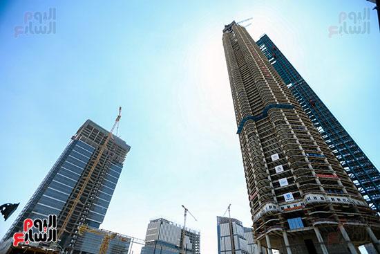 البرج الأيقونى - أطول مبنى فى أفريقيا (7)
