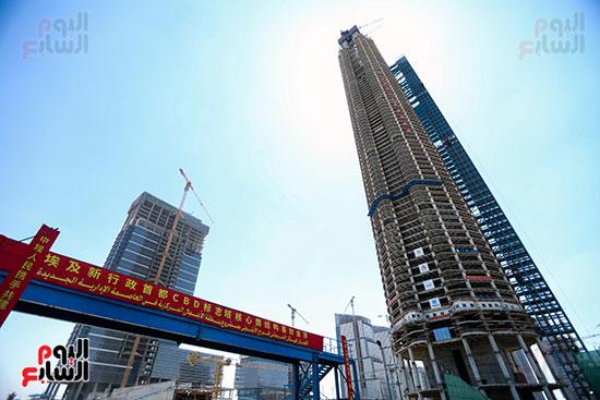 البرج الأيقونى - أطول مبنى فى أفريقيا (2)