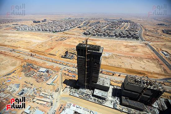 البرج الأيقونى - أطول مبنى فى أفريقيا (20)