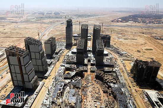 البرج الأيقونى - أطول مبنى فى أفريقيا (8)