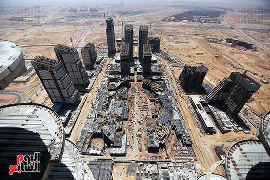 البرج الأيقونى - أطول مبنى فى أفريقيا (9)