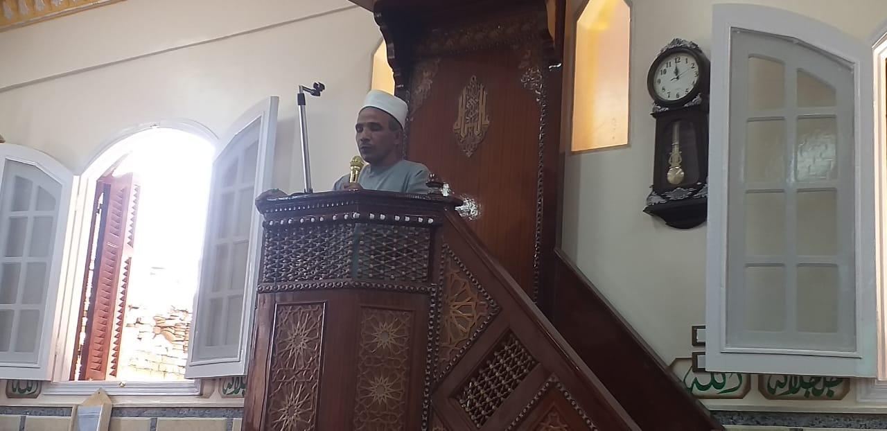 أوقاف الأقصر تفتتح مسجد المجمع الإسلامى الخيري بمدينة إسنا