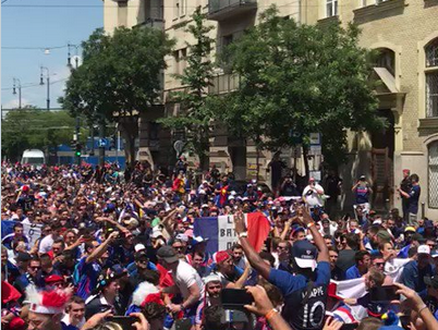 جماهير منتخب فرنسا