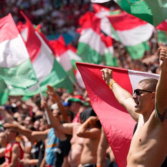 جماهير المجر تنتفض