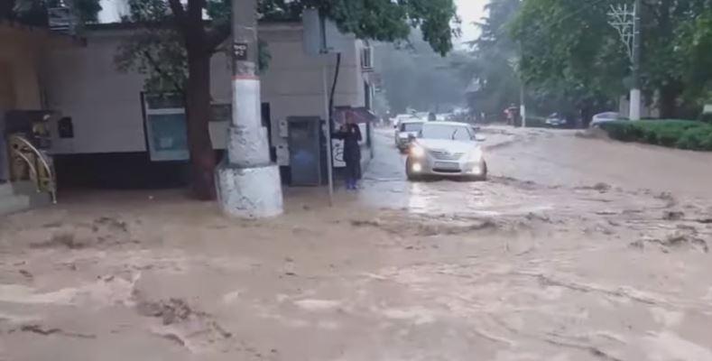 فيضانات القرم
