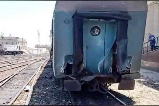 حادث-قطار-بمحافظه-الاسكندريه