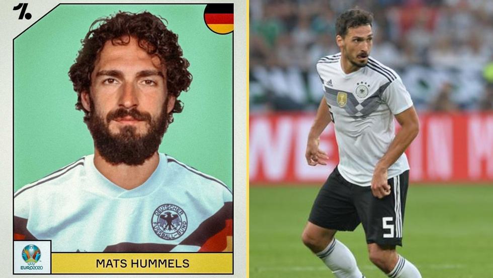 ماتس هوملز لاعب المانيا