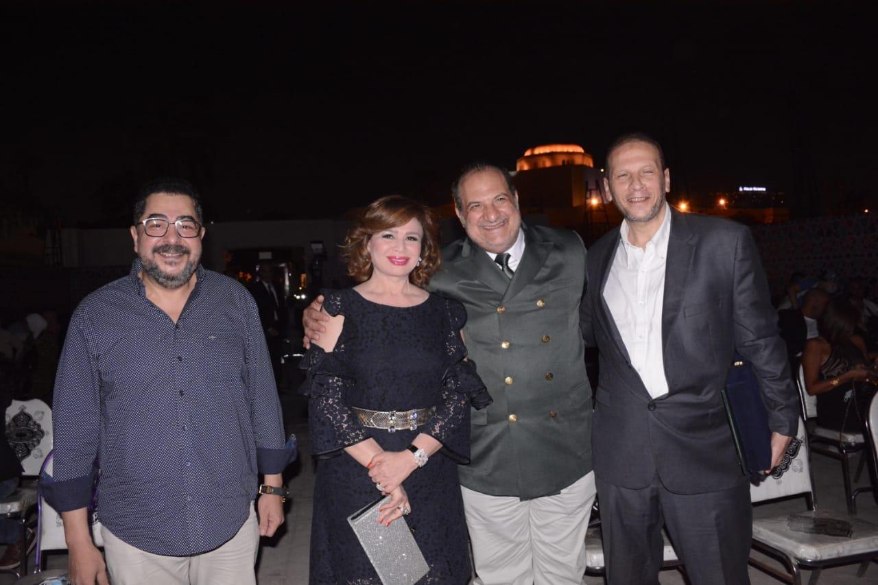 حفل توزيع جوائز كتاب ونقاد السينما (4)