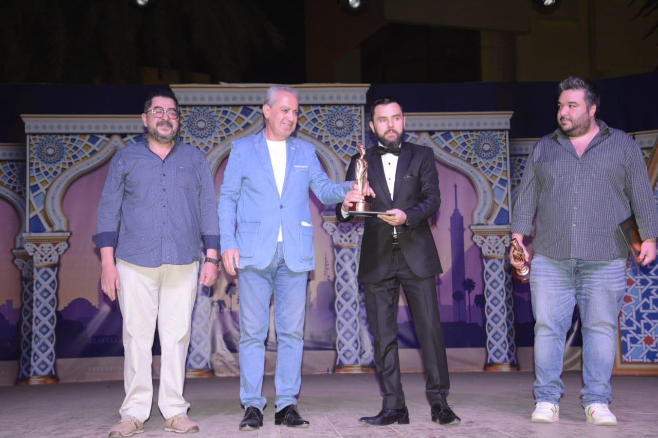 حفل توزيع جوائز كتاب ونقاد السينما (3)
