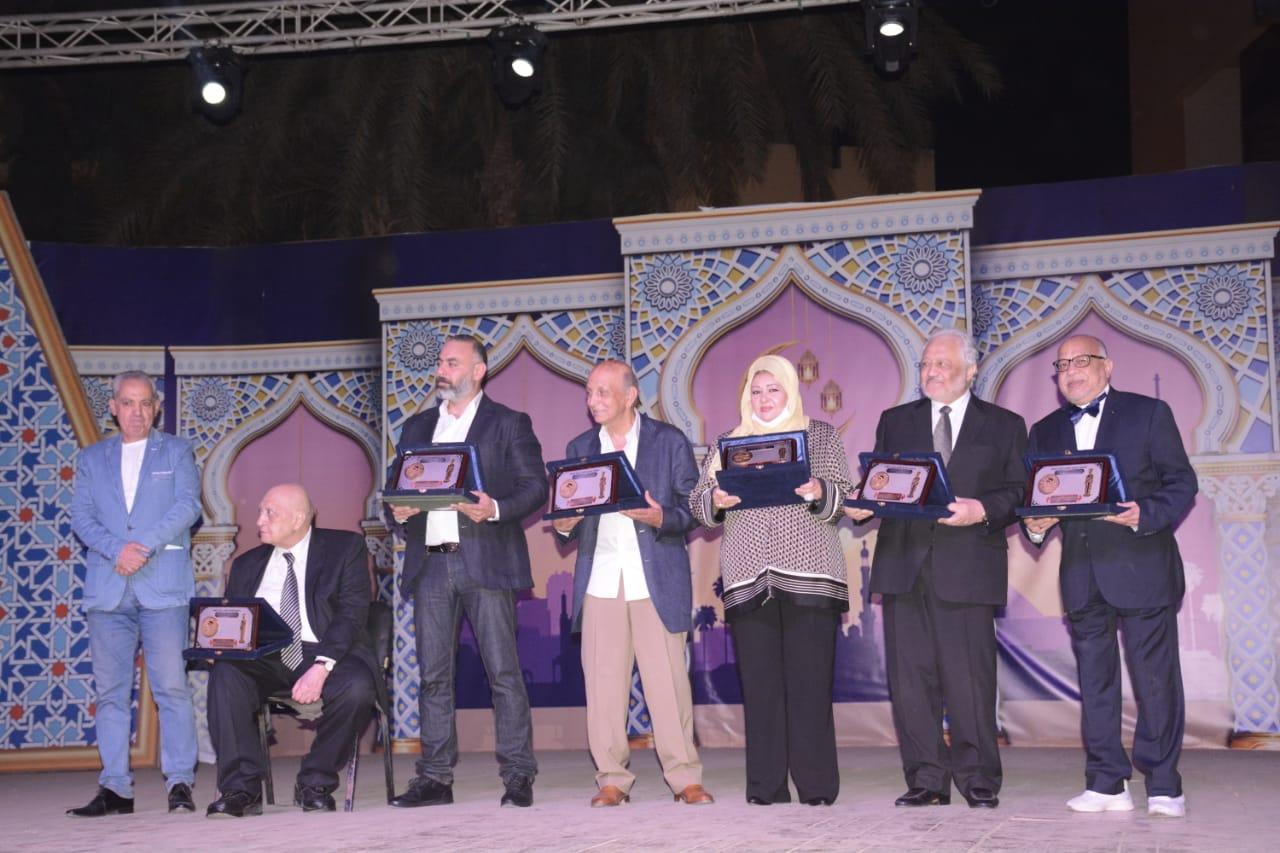 حفل توزيع جوائز كتاب ونقاد السينما (6)