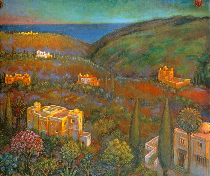 لوحات محمد راسم (1)