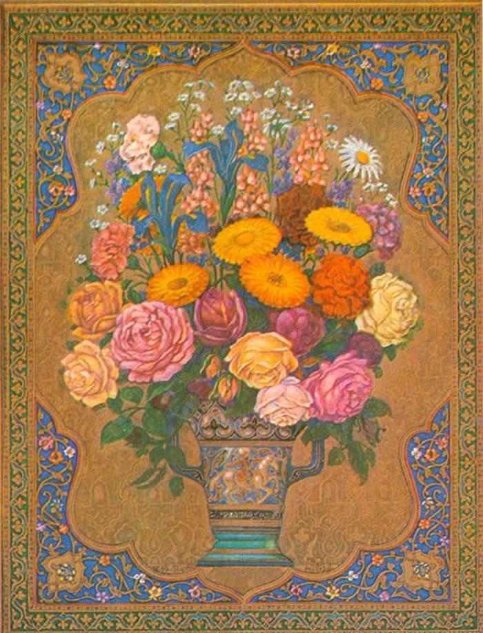 لوحات محمد راسم (6)