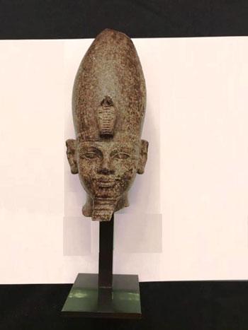 القطع الأثرية المستردة من فرنسا (2)