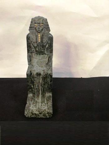 القطع الأثرية المستردة من فرنسا (8)