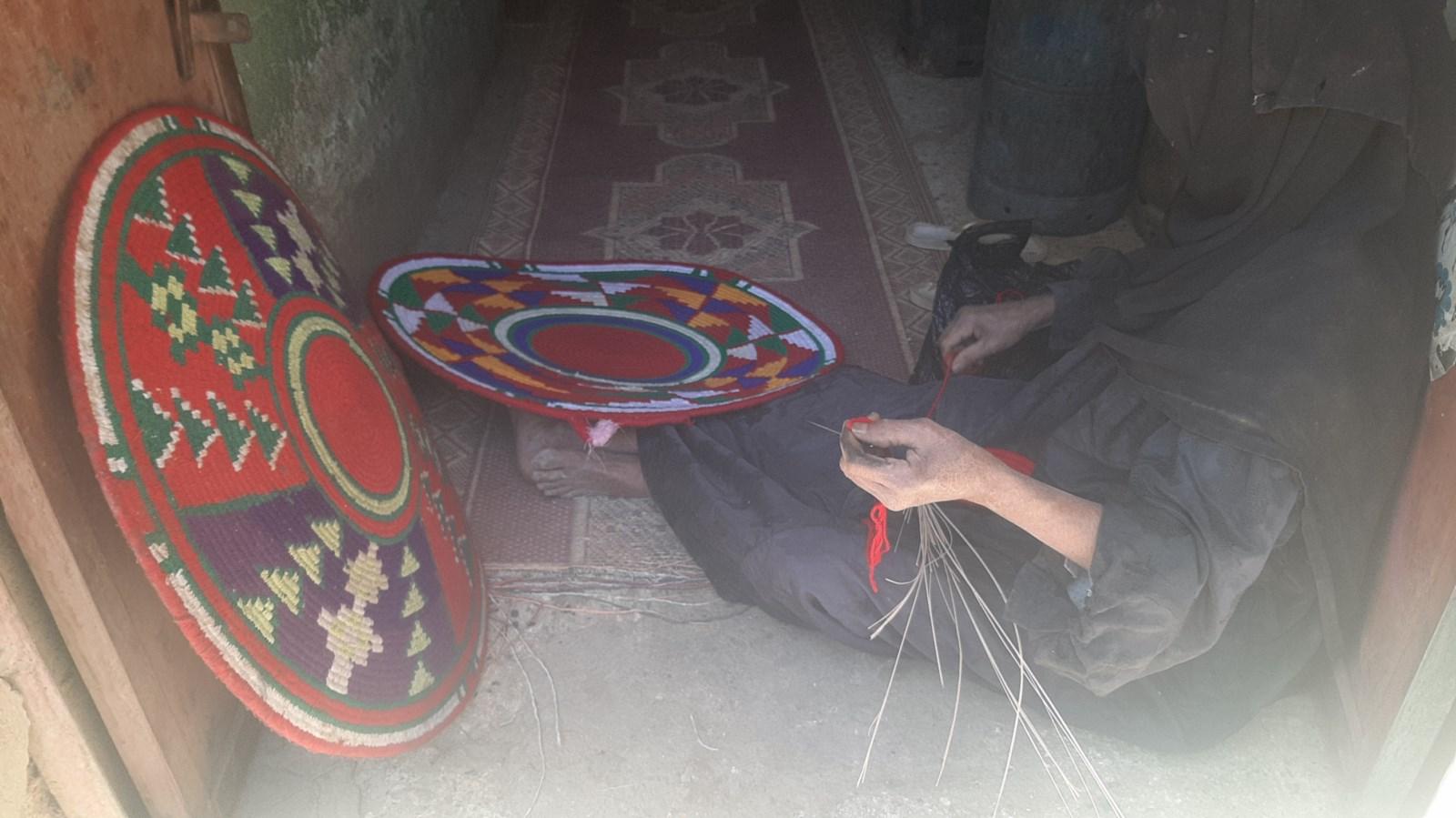 مشغولات الخوص اليديوية (3)