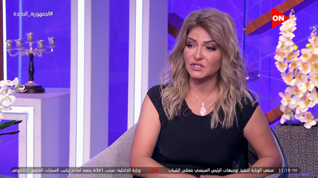 Ola Ghanem con Lamis Al Hadidi (2)