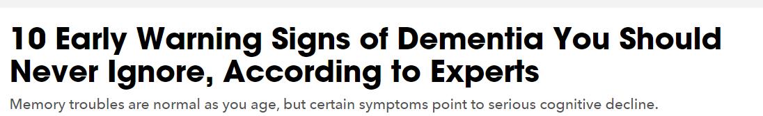 10 علامات تدل على احتمالية إصابتك بمرض عقلي