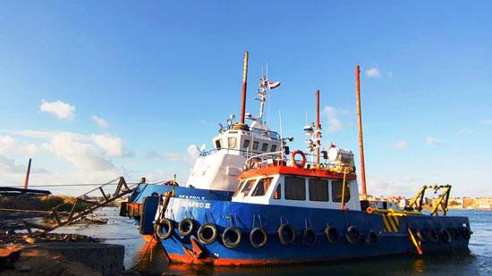 ميناء-رشيد-للصيد