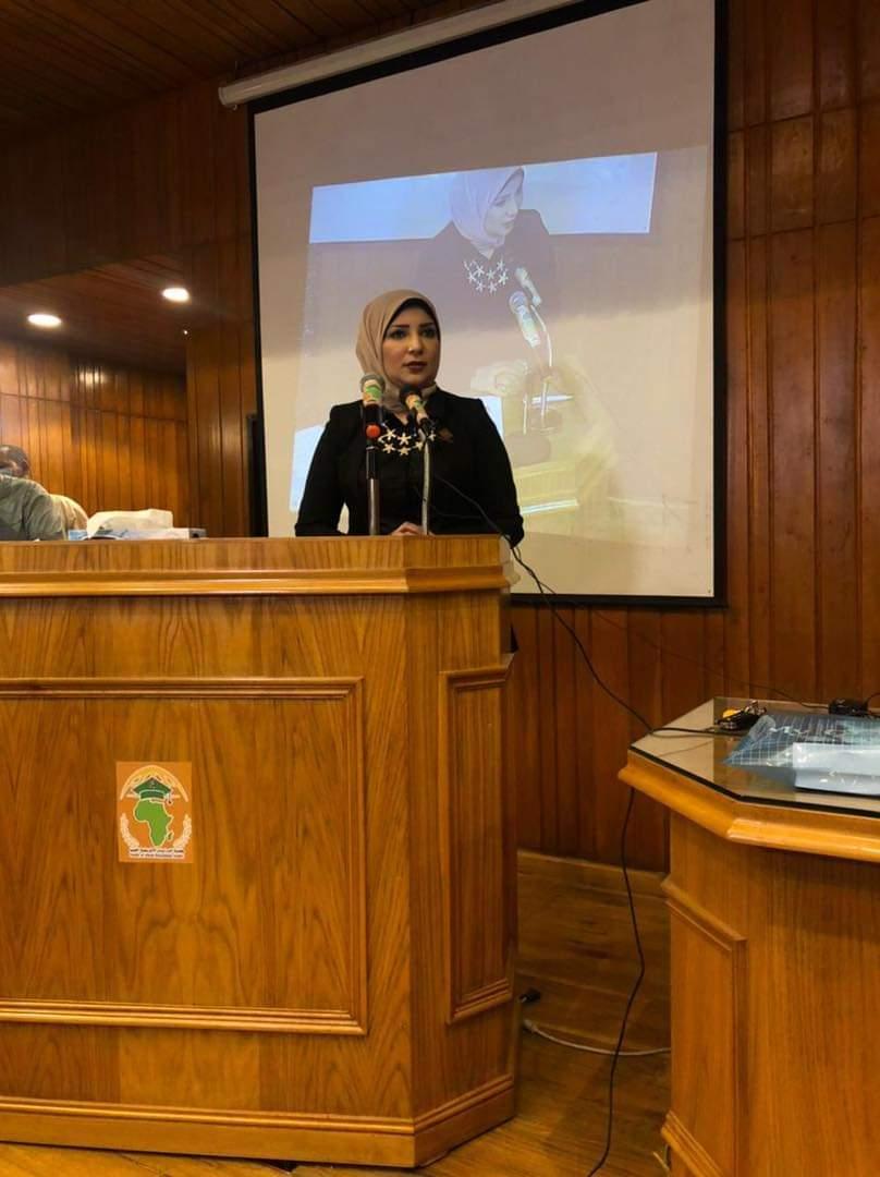 تنسيقية شباب الأحزاب تشارك في ندوة مصر وأفريقيا 7 سنوات من الإنجازات    (4)