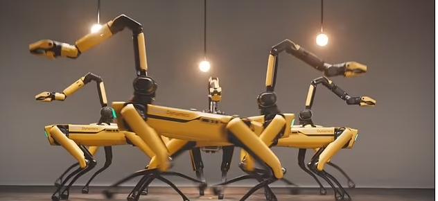 مجموعة روبوتات