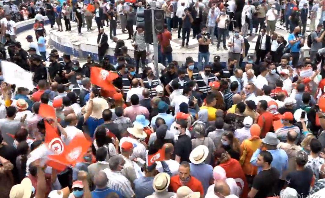اعلام تونس