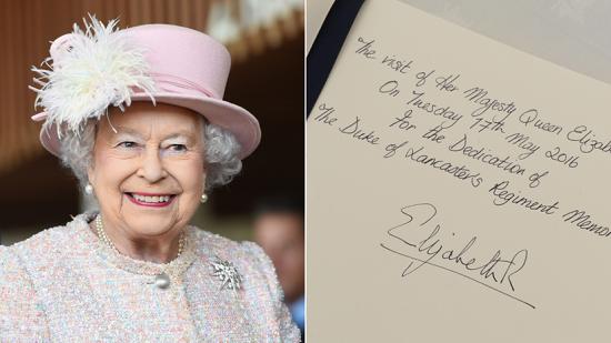 خبيرة تحلل شخصية أفراد العائلة المالكة من خط يدهم (1)
