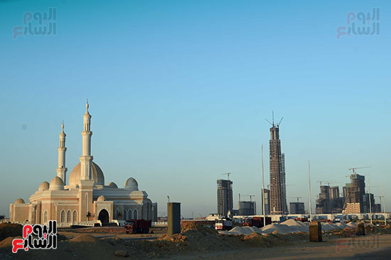 العاصمة الإدارية الجديدة (3)