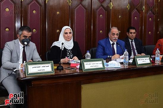 لجنة التضامن الاجتماعى (2)