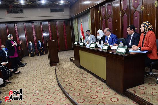 لجنة التضامن الاجتماعى (9)