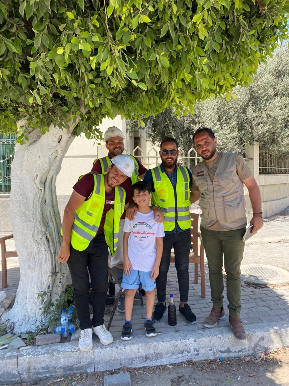الطفل الفلسطينى كريم