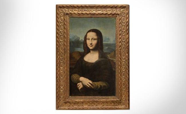 لوحة موناليزا