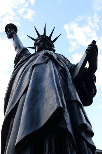 تمثال الحرية المصغر (8)