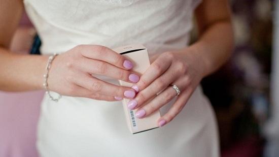 طرق العناية بالأظافر قبل الزفاف