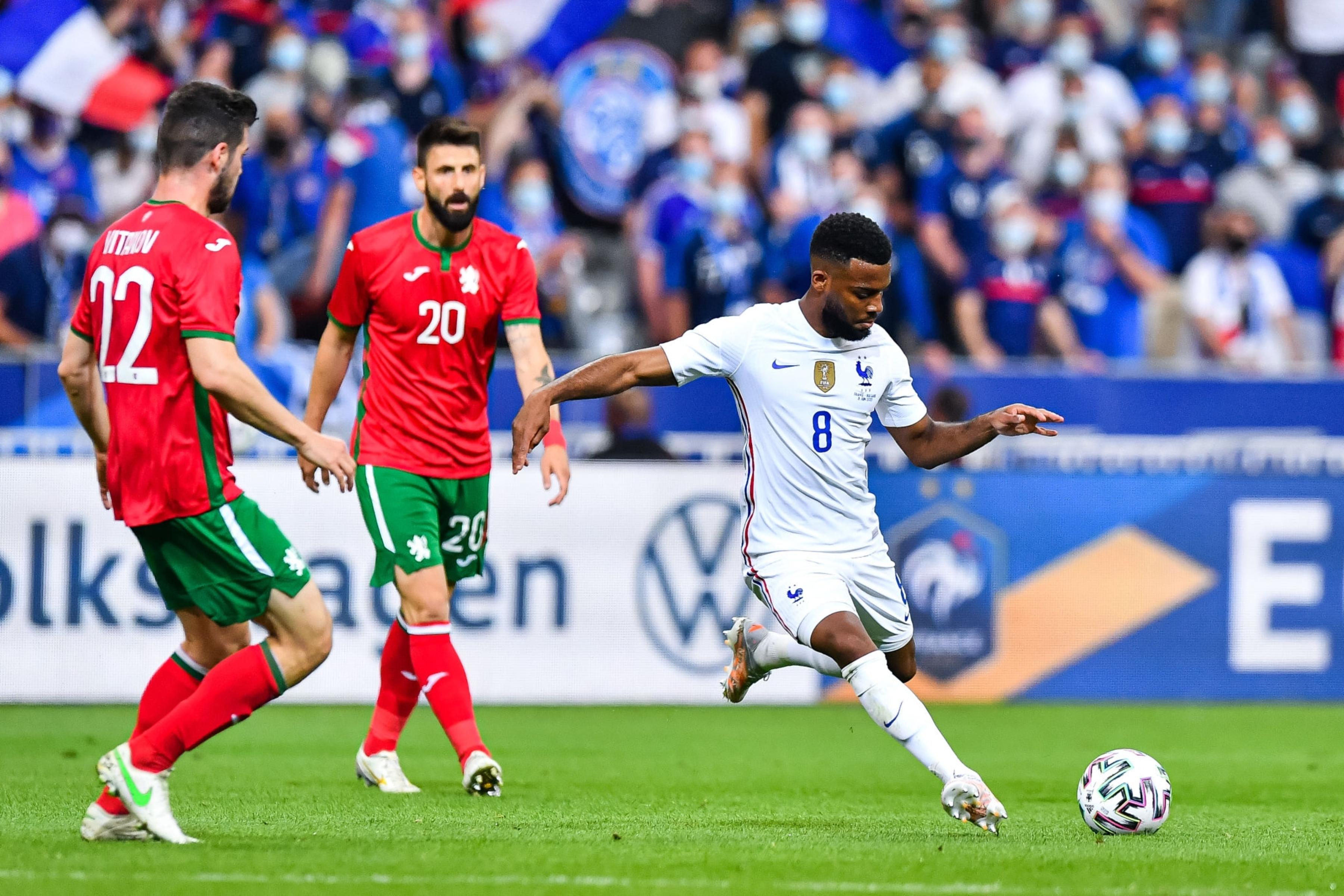 توماس ليمار خلال المباراة