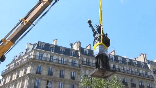 تمثال الحرية المصغر (4)