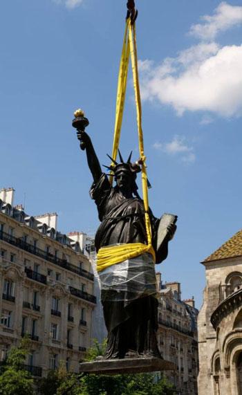 تمثال الحرية المصغر (6)