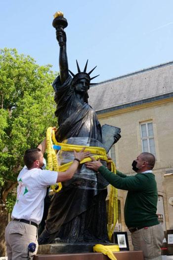 تمثال الحرية المصغر (7)