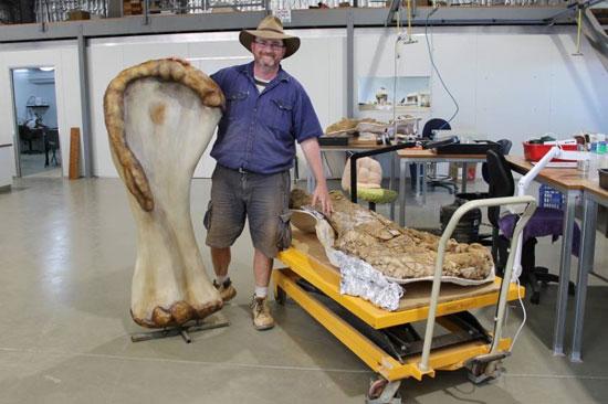 ديناصور العصر الطباشيرى (8)