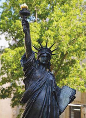 تمثال الحرية المصغر (9)