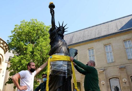 تمثال الحرية المصغر (3)