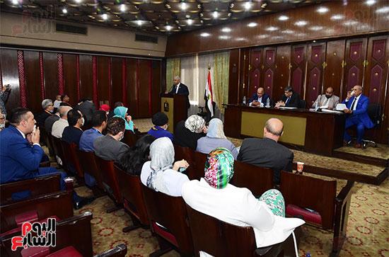 لجنة الشئون الصحية (7)