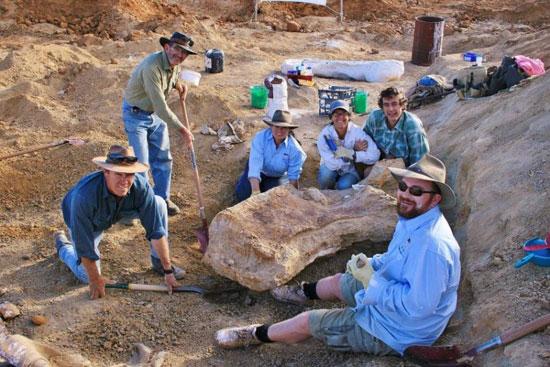 ديناصور العصر الطباشيرى (3)