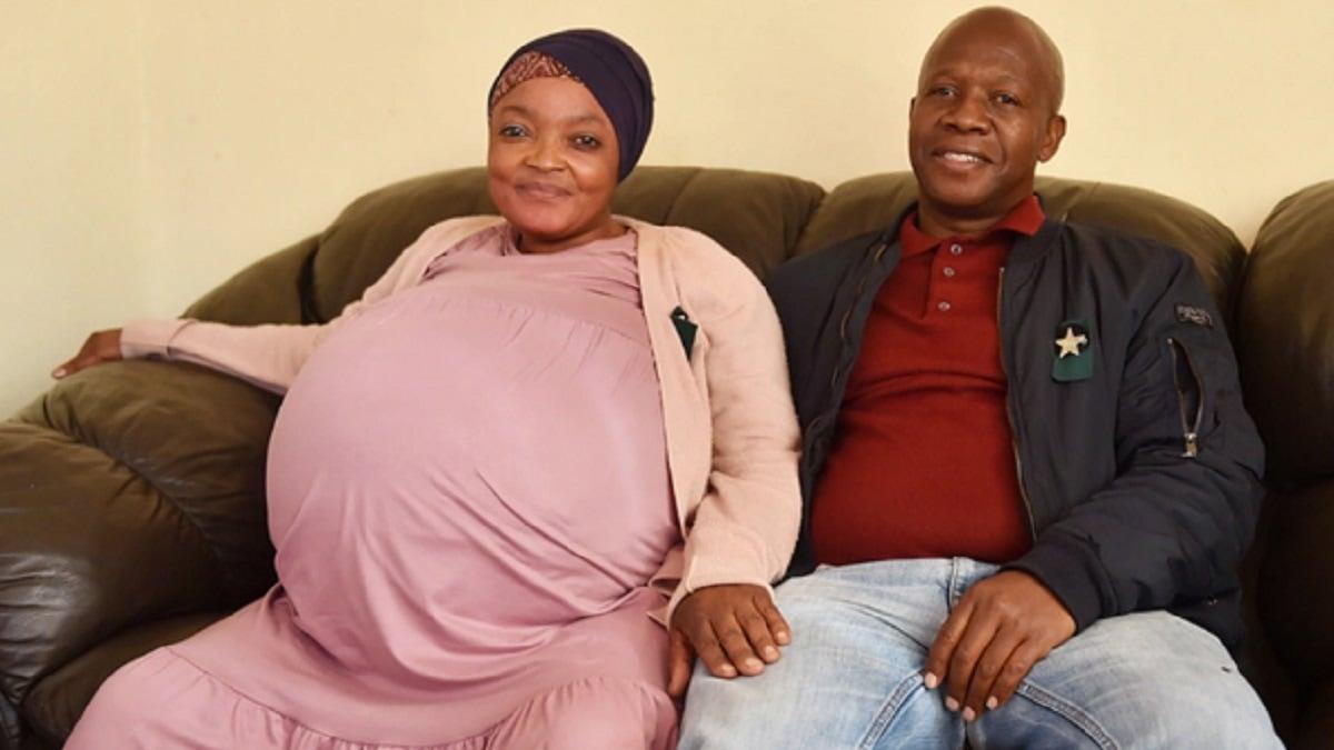 السيدة وزوجها