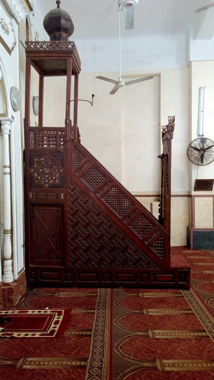 منبر جامع المغربي
