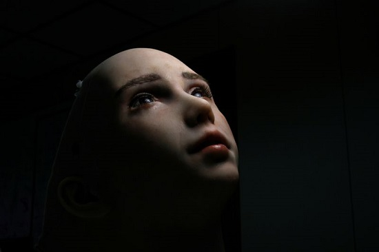 الروبوت جريس