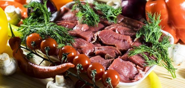 لحم الماعز