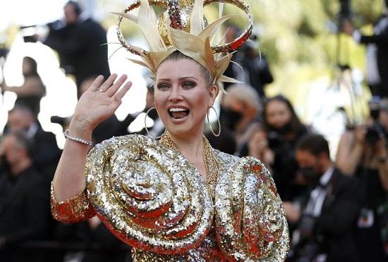 إيلينا لينينا في عرض فيلم ستيلووتر خارج المنافسة