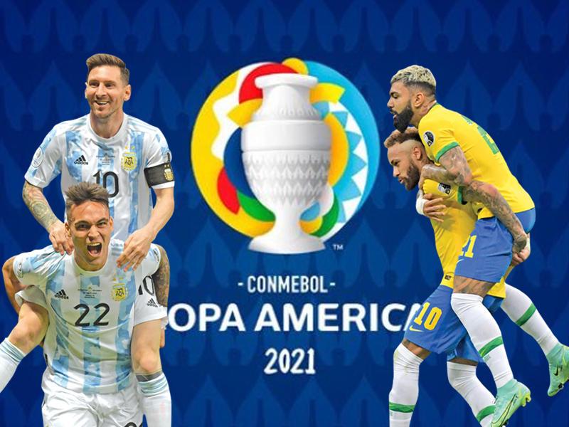 الأرجنتين ضد البرازيل