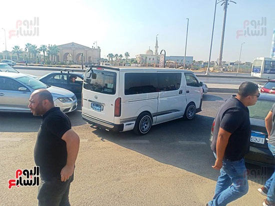 جنازة شقيق رامى صبرى (7)